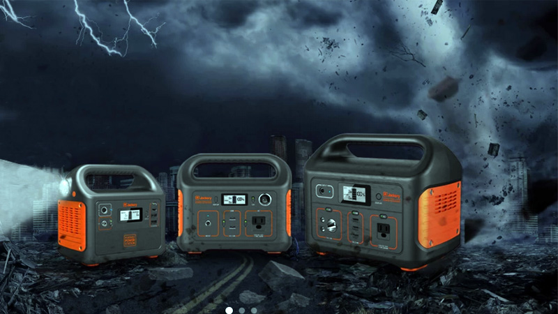 Jackery Portable Solar Generators