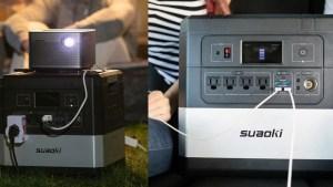 Suaoki Ares Solar Generator