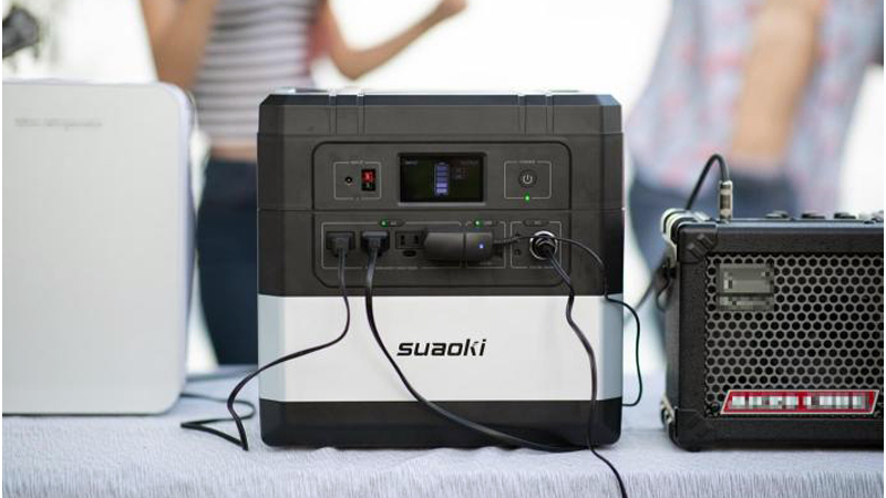 Suaoki G1000 Portable Power Station