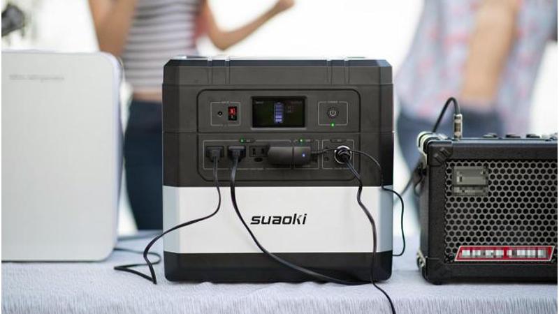 Suaoki G1000 Portable Power Station