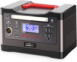 ROCKPALS 500W PORTABLE POWER STATION