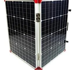 Lion Energy 100W Solar Suitcase