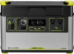 Goal Zero Yeti Lithium 1500X Portable Power Station New