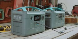 EcoFlow R600 Power Stations: 600W Modular and Chainable Solar Power Generators