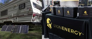 Lion Energy Solar Panels and Kits: Plug n' Play Solar Kits for Emergency and Outdoor Use