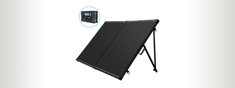 Renogy-200W-Solar-Suitcase