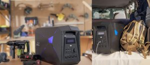 LEOCH Solar Power Station: A Power Beast with 2048Wh Capacity and 2000W Inverter