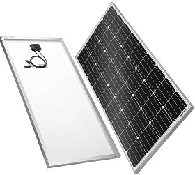 eRV 180W solar panels, you can