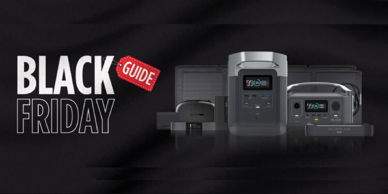 EcoFlow Black Friday Deals 2020