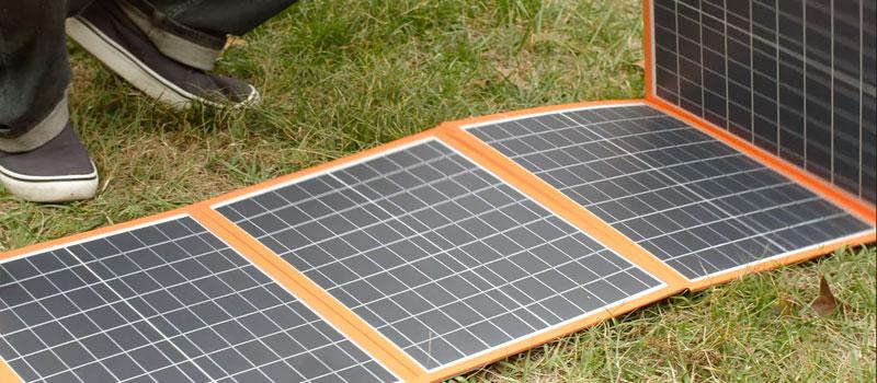 Gofort Portable Power Generator Solar Charger 100 watts