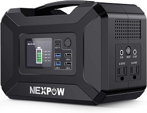 NEXPOW 296WH PORTABLE POWER STATION