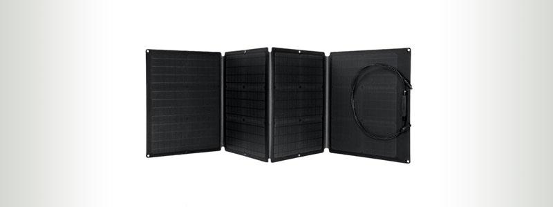 EcoFlow 110W Folding Solar Charger