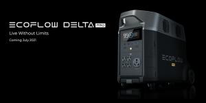 EcoFlow Delta Pro Portable Powre Station