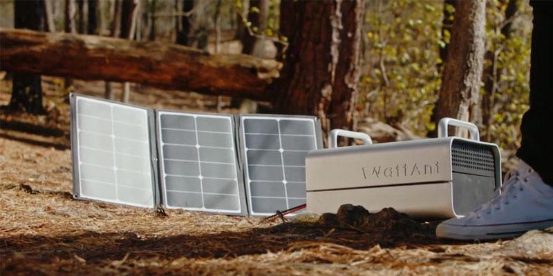 WattAny Heavy-Duty Solar Power Station