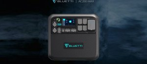 Bluetti AC200 Max: A Heavy Variant to Bluetti AC200 That Can Max Up to 8192Wh in Capacity