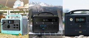 Bluetti EB70 Vs EcoFlow River Pro Vs Anker Powerhouse II 800: What to Buy?