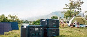 Bluetti AC300 Power Station: A Heavy Power Station That Can Max Up to 24.6kWh, 6000W Capacity