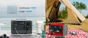 Bluetti EB55 Vs EB70: The Best Bluetti Compact Solar Power Stations