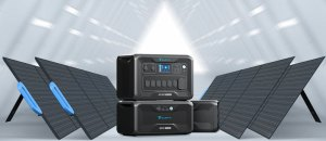 Bluetti AC300 Power Station: A Heavy Power Box That Can be Maxed Up to 24.6kWh, 6000 Watts