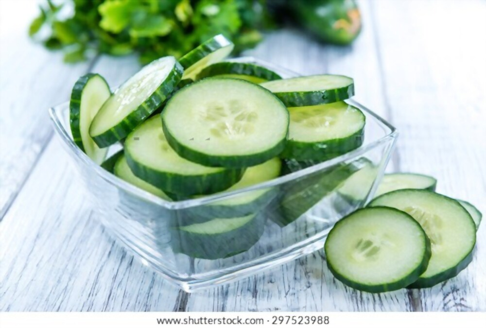 The Cucumber - Weight Loss and Deep Purification