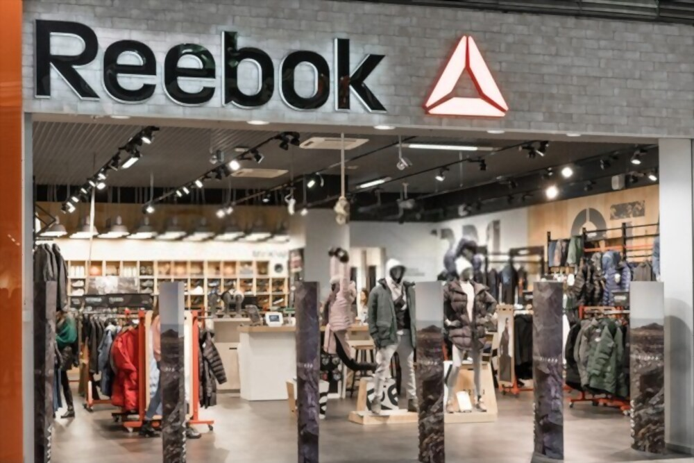 Shoes, Sneakers, Or Dress Clothes at the Reebok Store