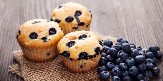 Blueberry Muffins: How to Make Them at Home