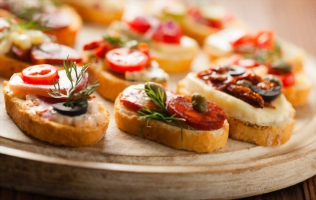 Easy Finger Foods to Create in Your Own Spare Time