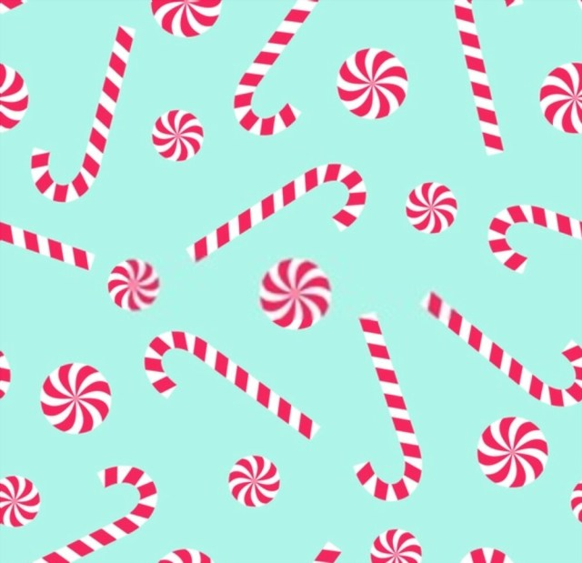 Using the Candy Cane Background For Professional photography
