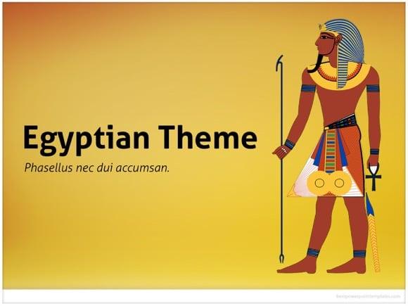 Egyptian powerpoint template free egyptian powerpoint templates toneelgroepblik Choice Image