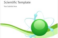 Scientific PowerPoint Template