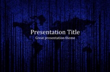 Software PowerPoint Template - FREE