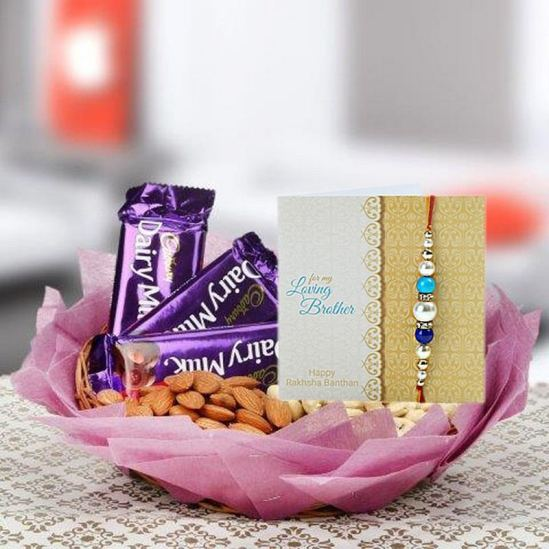 Unique Rakhi Gifts Ideas For Brother Saurabh