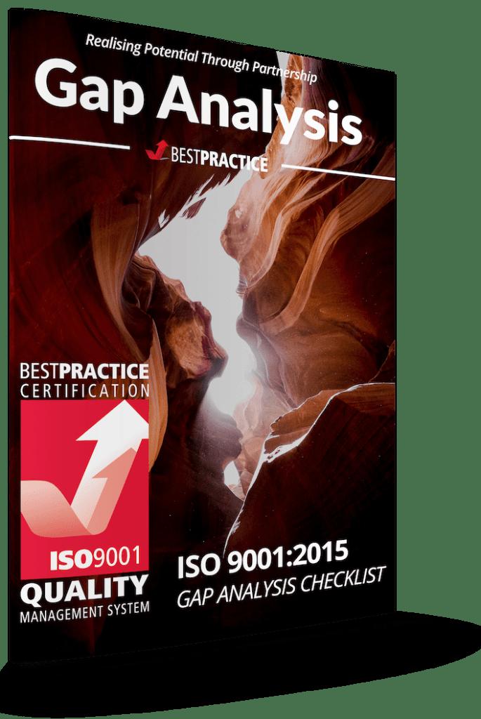 9001 Gap Analysis Checklist