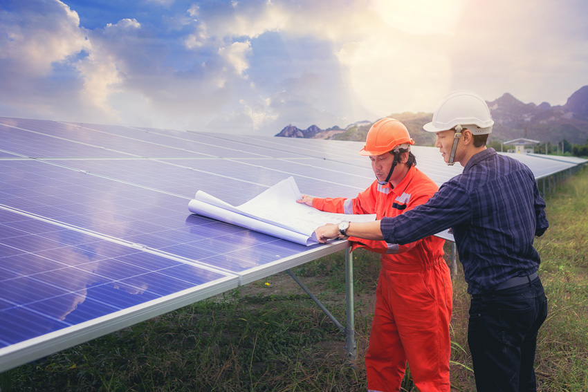 Solar Environmental Management System | What are the potential benefits of an EMS based on ISO 14001 Blog | Best Practice