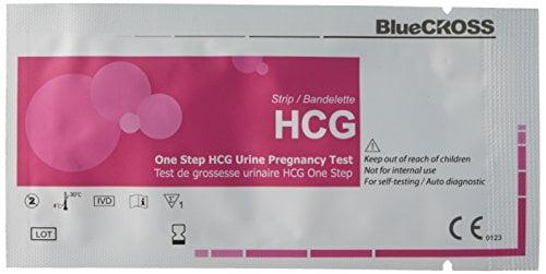 41Oas 4XLxL - babi One Step HCG Urine Pregnancy Test Strips, 25-count