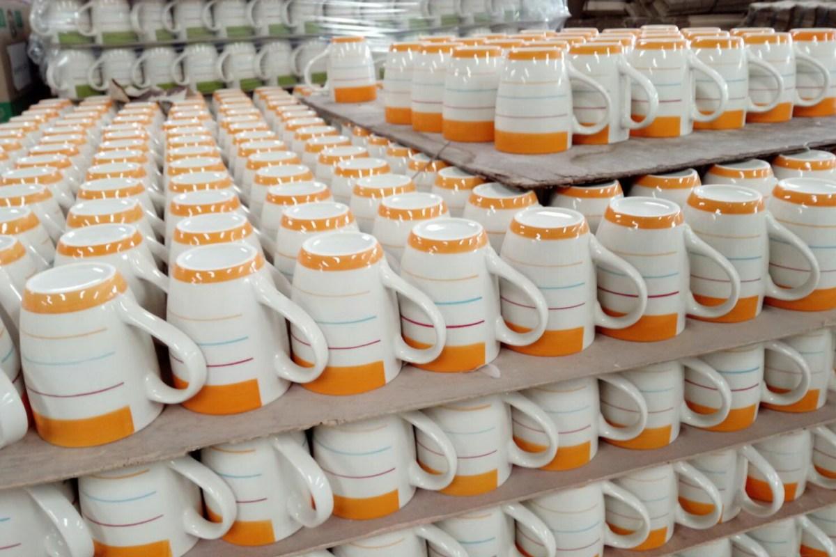 แก้วมัคเซรามิค แก้วกาแฟแก้วน้ำ ของที่ระลึก