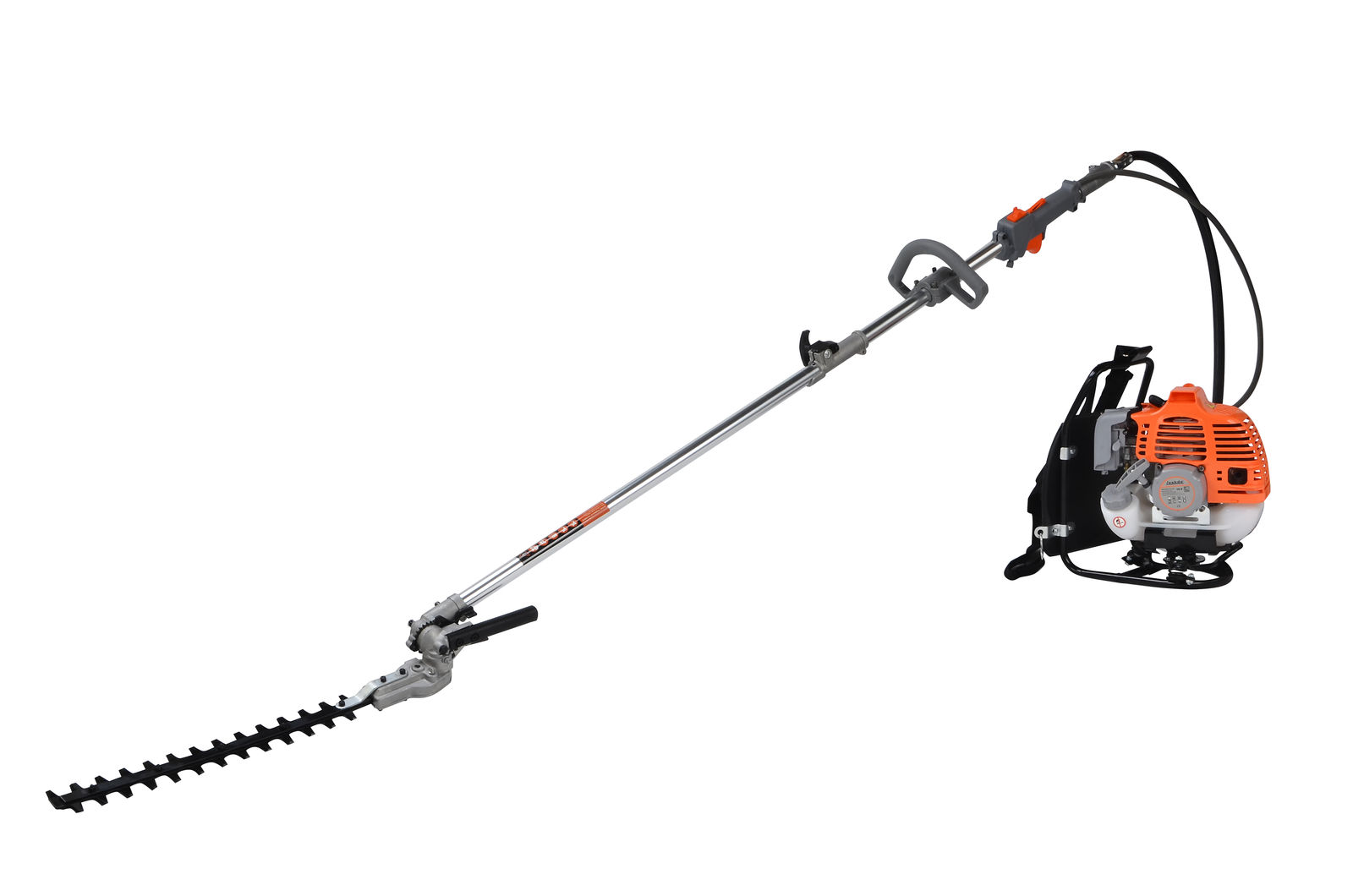 eSkde 5 in 1 Petrol Multi Tool Back Pack Brush Cutter