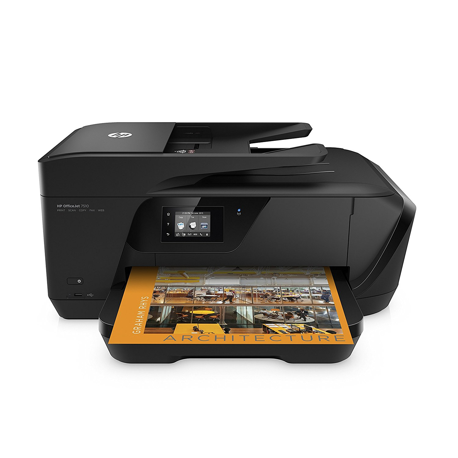 HP OfficeJet 7510 Wide Format All-in-One Printer With