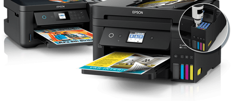 EPSON ECO TANK REVIEW ET-2650,2750 & 4750 | Best Printers