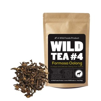 Wild Reserve Mountain Oolong Loose Leaf Chinese Tea