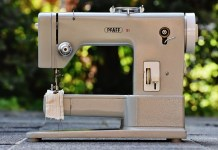 How to Pick the Best Sewing Machine for You