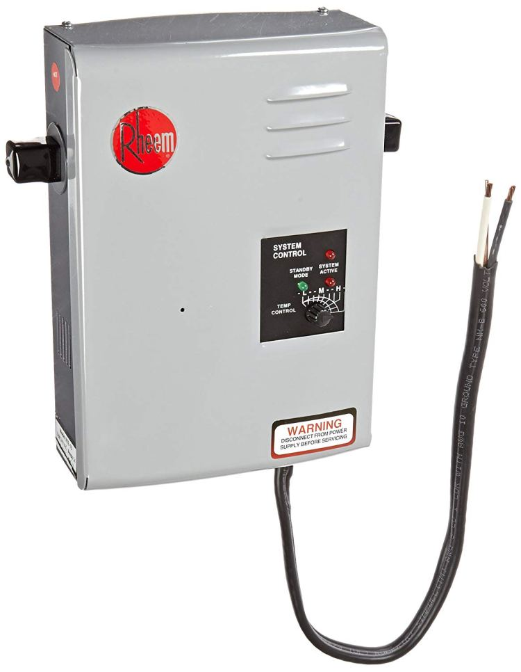 Rheem RTE 13 Electric Tankless Water Heater, 4 GPM
