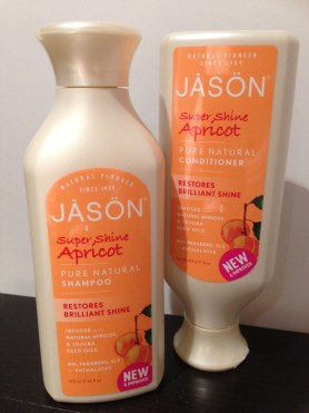 Jason Super Shines Apricot Shampoo