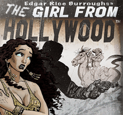 All new digital web comic, The Girl from Hollywood
