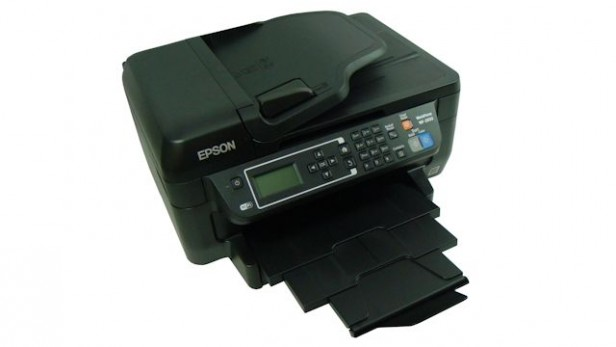 Epson WorkForce WF-2650DWF - Open