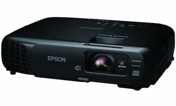 Epson EH-TW570 Projector  Review