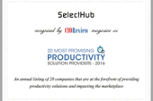 CIOReview Names SelectHub in Most Promising Business Productivity…
