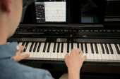 Yamaha Clavinova CSP is World's First Instrument to Let Anyone Play…