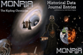 Monria Releases First Two Cthulhu-themed Storyline Books