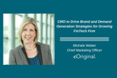 eOriginal Names Michele Weber New Chief Marketing Officer